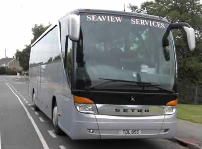 Seaview Services Coach
