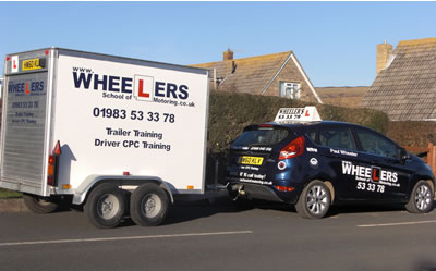 Wheelers Trailer Training